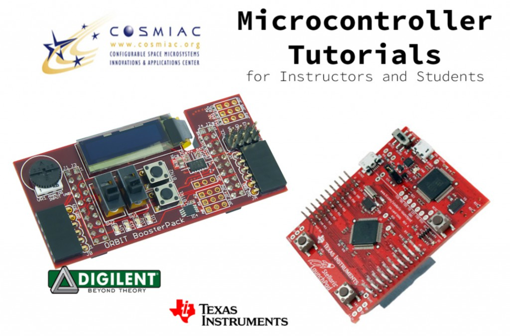 Digilent-Cosmiac-Texas Instruments-