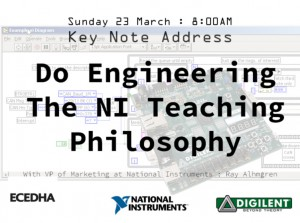 Digilent-NI-National INstruments-ECEDHA-KeyNote