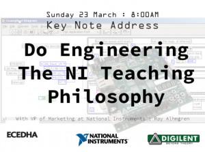 Digilent-NI-National INstruments-ECEDHA-KeyNote