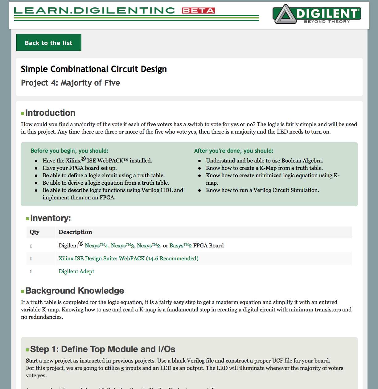 Learndigilent Digilent Inc Blog Learn About Circuit Learndigilentinccom Unveiled At Ecedha