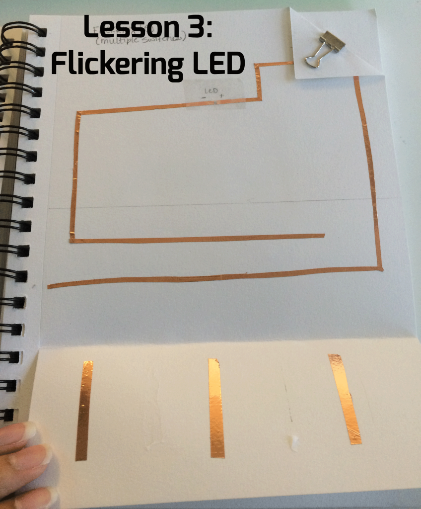 Lesson-3-Flickering-LED