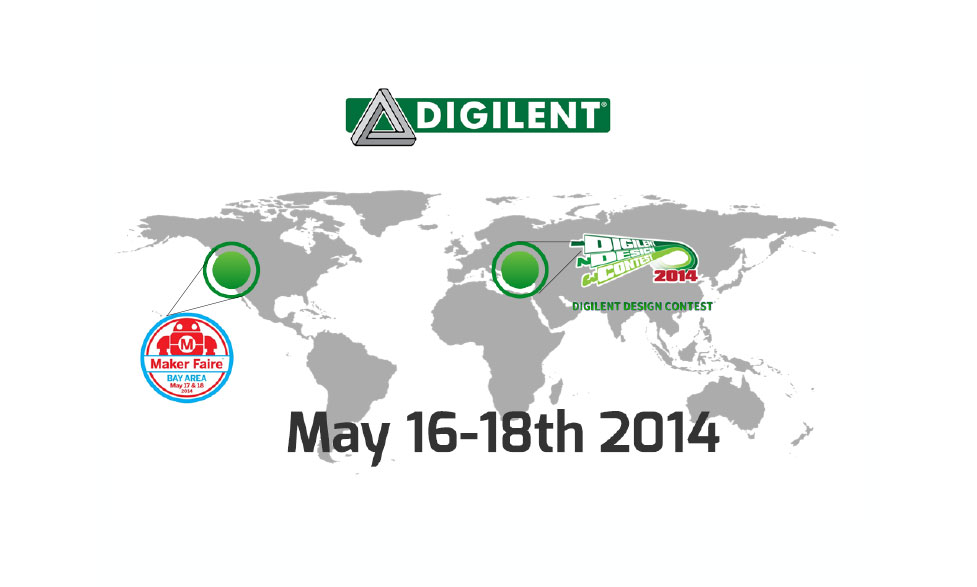 May17-18-Digilent-Design-contest-and-Bay-Area-Maker-Faire