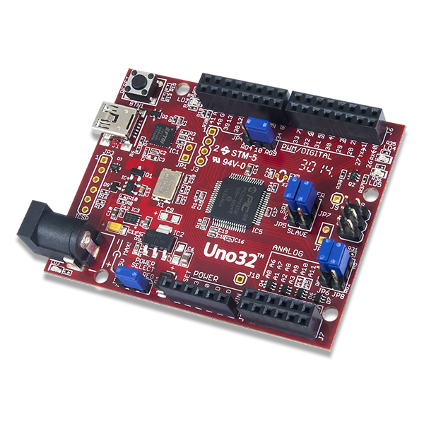 Digilent's chipKIT Uno32