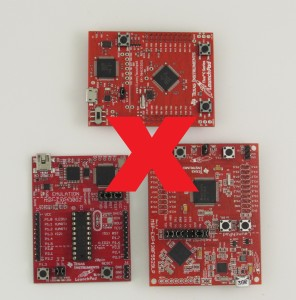 The zUNO doesn't fit any of TI's boards that we have.