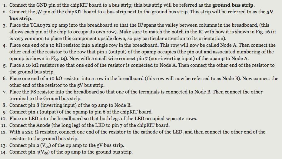 Learn Circuit diagram explanation