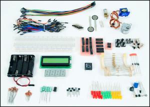 The chipKIT Starter Kit.