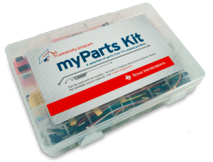 The TI myParts Kit.