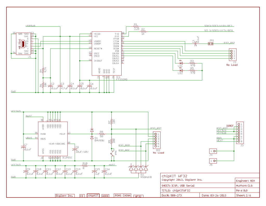 Schematics can be very confusing for new users, but for more experienced folk they can be very helpful