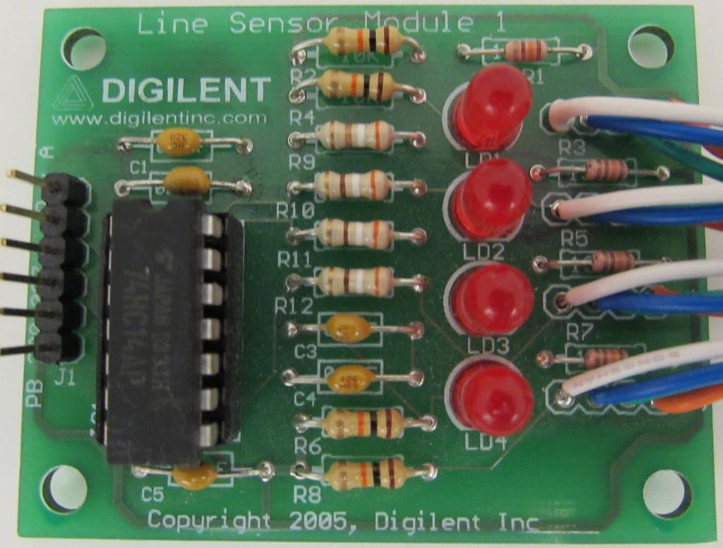 The original Line Sensor 1 module.