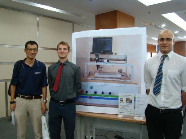 Automatic PCB drill & CNC machine
