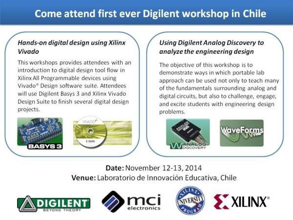 Chile Workshop