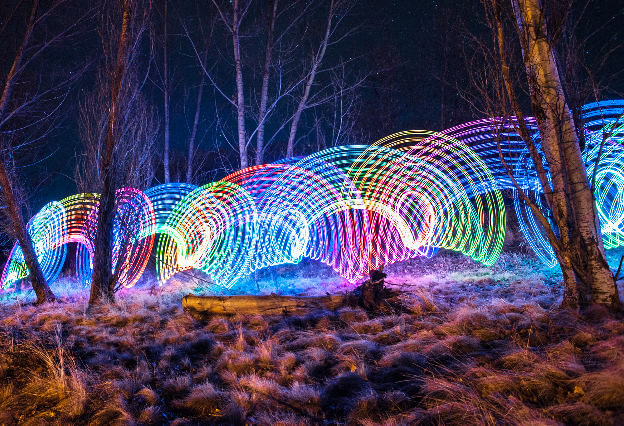 Light Painting With Ws2812 Leds Digilent Inc Blog