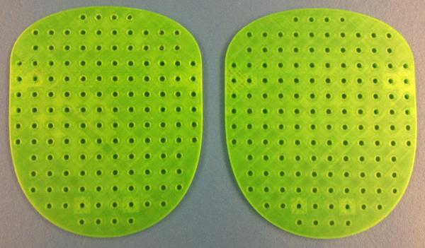 3D printable baseplates