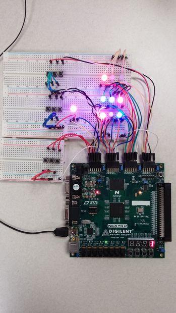 Tic-Tac-Toe with FPGAs – Digilent Inc  Blog