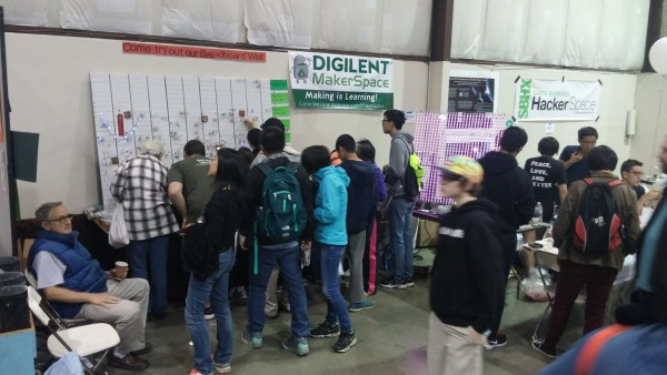 Maker Faire Booth