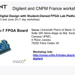 Digilent CNFM workshop
