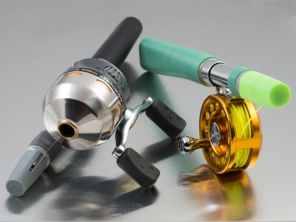 Learn how to make 3D printed fishing poles then take dad out to try them out!