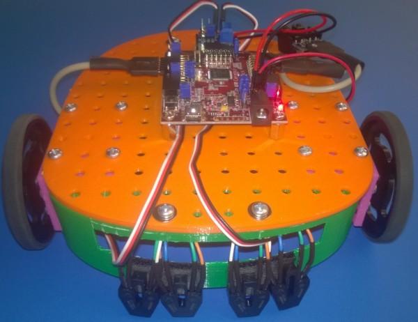 The Open-Source SRK Robot