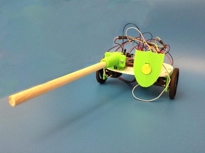jousting robots wiring and labview code digilent inc blog rh blog digilentinc com Basic Electrical Wiring Diagrams Simple Wiring Diagrams