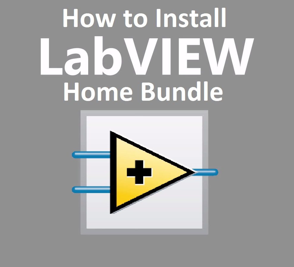 How To Install Labview Home Bundle Digilent Inc Blog