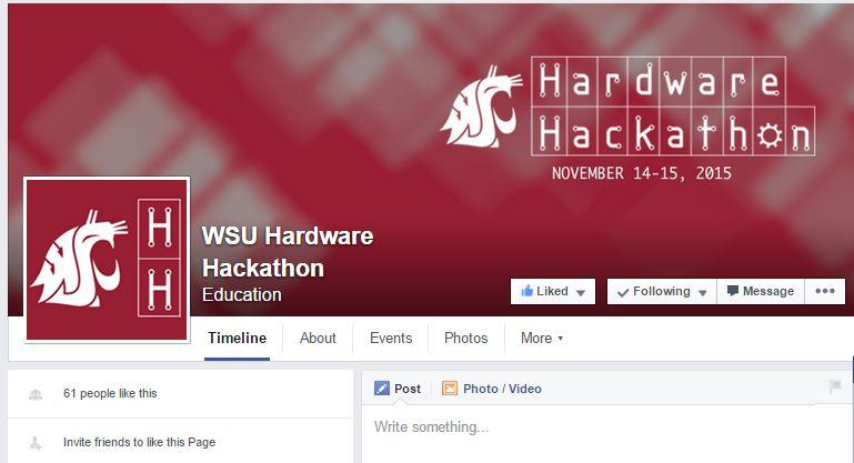 The hardware hackathon facebook page.