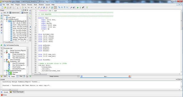 Learning Verilog on FPGA – Digilent Inc  Blog