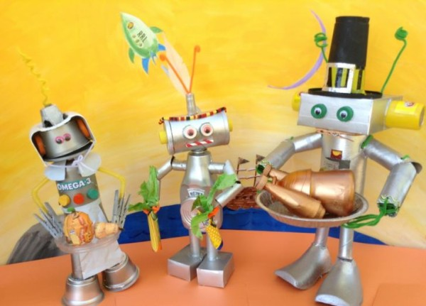 Blog food robots