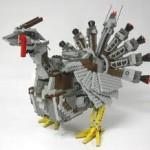 Turkey LEGO from nealorama.com