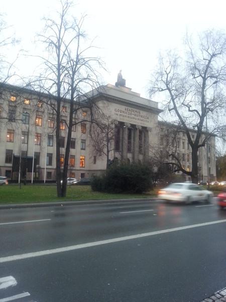 AGH University Krakow