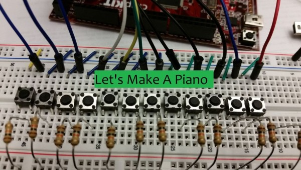 Learn how to make a piano Instructable and photo found here.