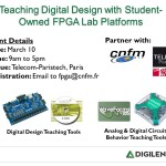 Teaching digital design with student-owned FPGA technology.