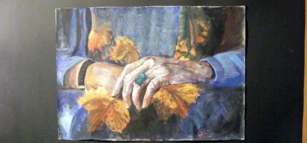 Selma Goga Painting