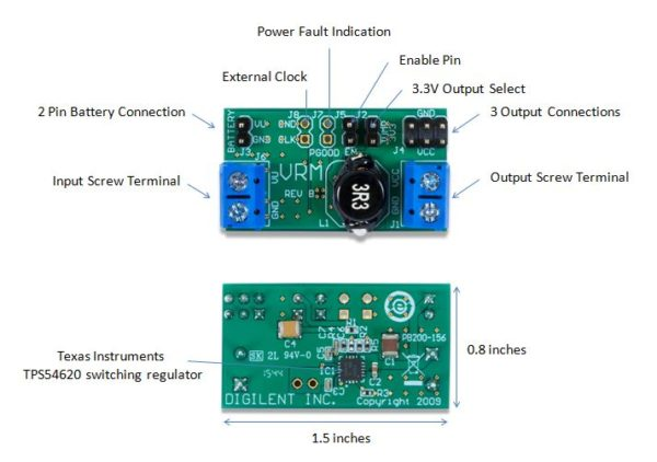 The voltage regulator module