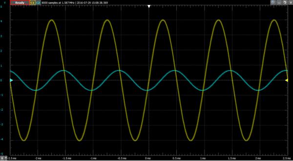 10 kHz signal
