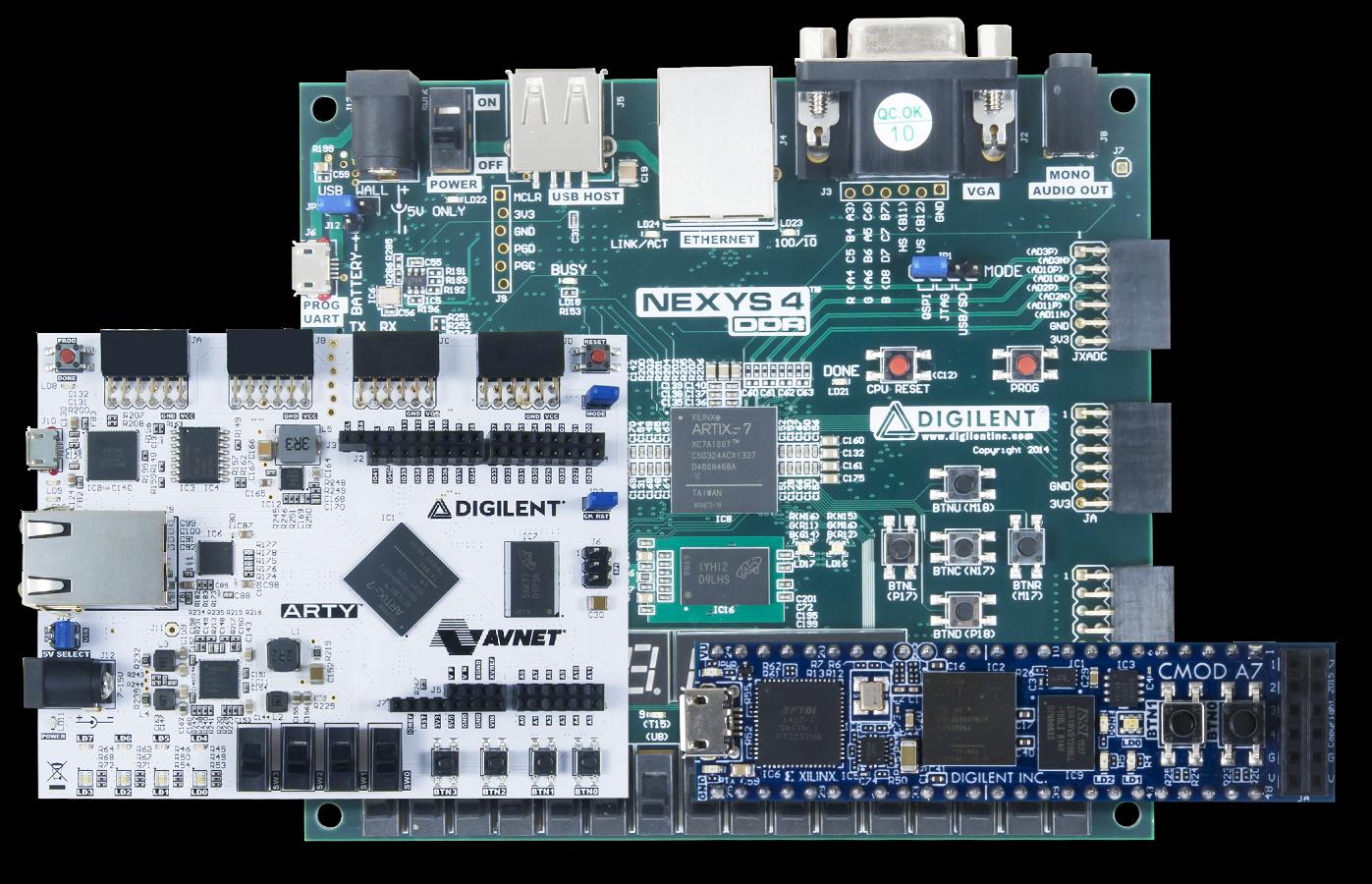 PAL vs  CPLD vs  FPGA – Digilent Inc  Blog