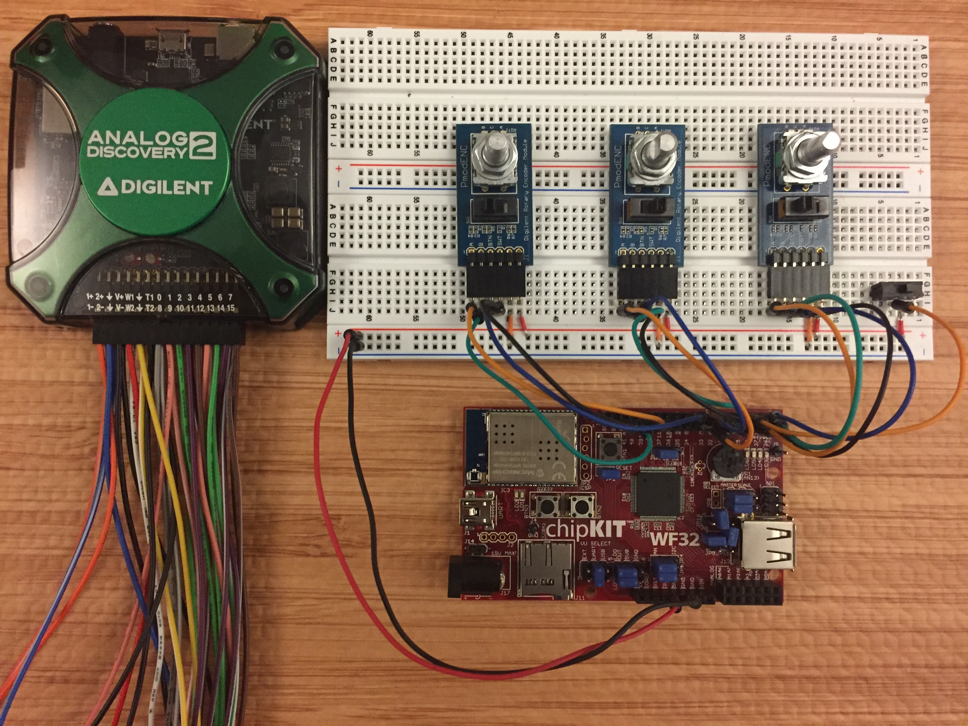 Adding Knobs To The Analog Discovery 2 Using Labview Digilent Inc Question Electronics Forum Circuits Projects And Microcontrollers