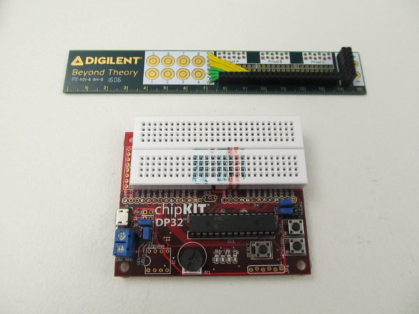 PCB Ruler and DP32