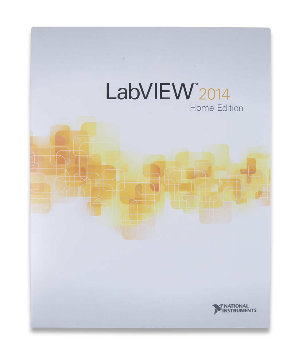 LabVIEW Home Edition - perfect interfacing with hardware in a visual programming environment.