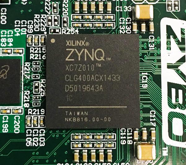 zynq-chip