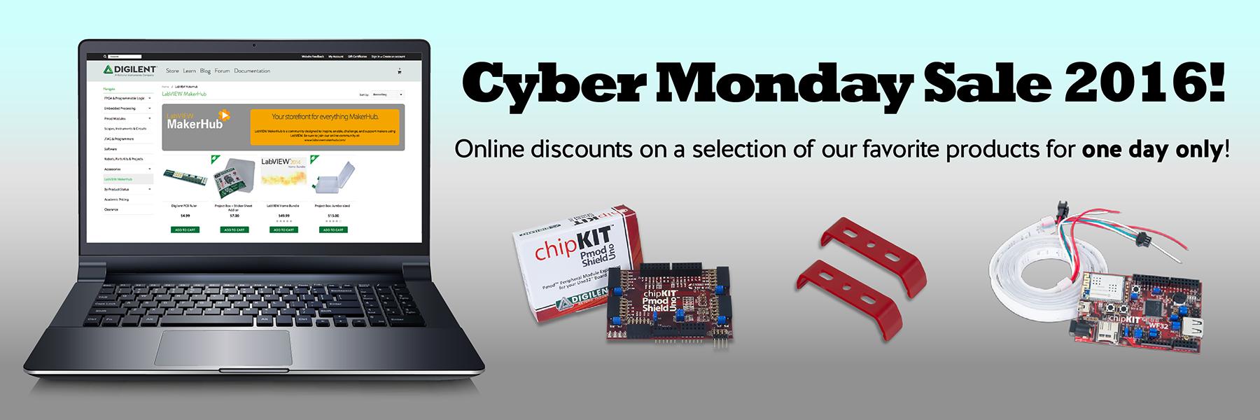 Microcontrollers Digilent Inc Blog Learndigilentinc Introduction To Electronic Circuits Cyber Monday Sale