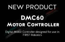 Cheap First robotics motor controller