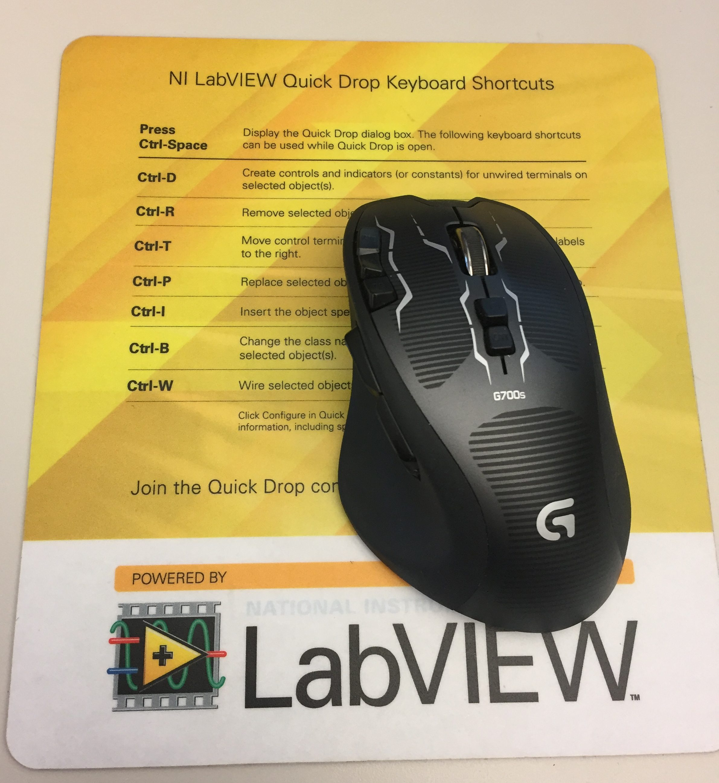 Why you NEED to use Quick Drop if you're using LabVIEW