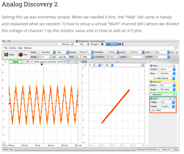 Red Pitaya and Analog Discovery 2… How Do They Compare