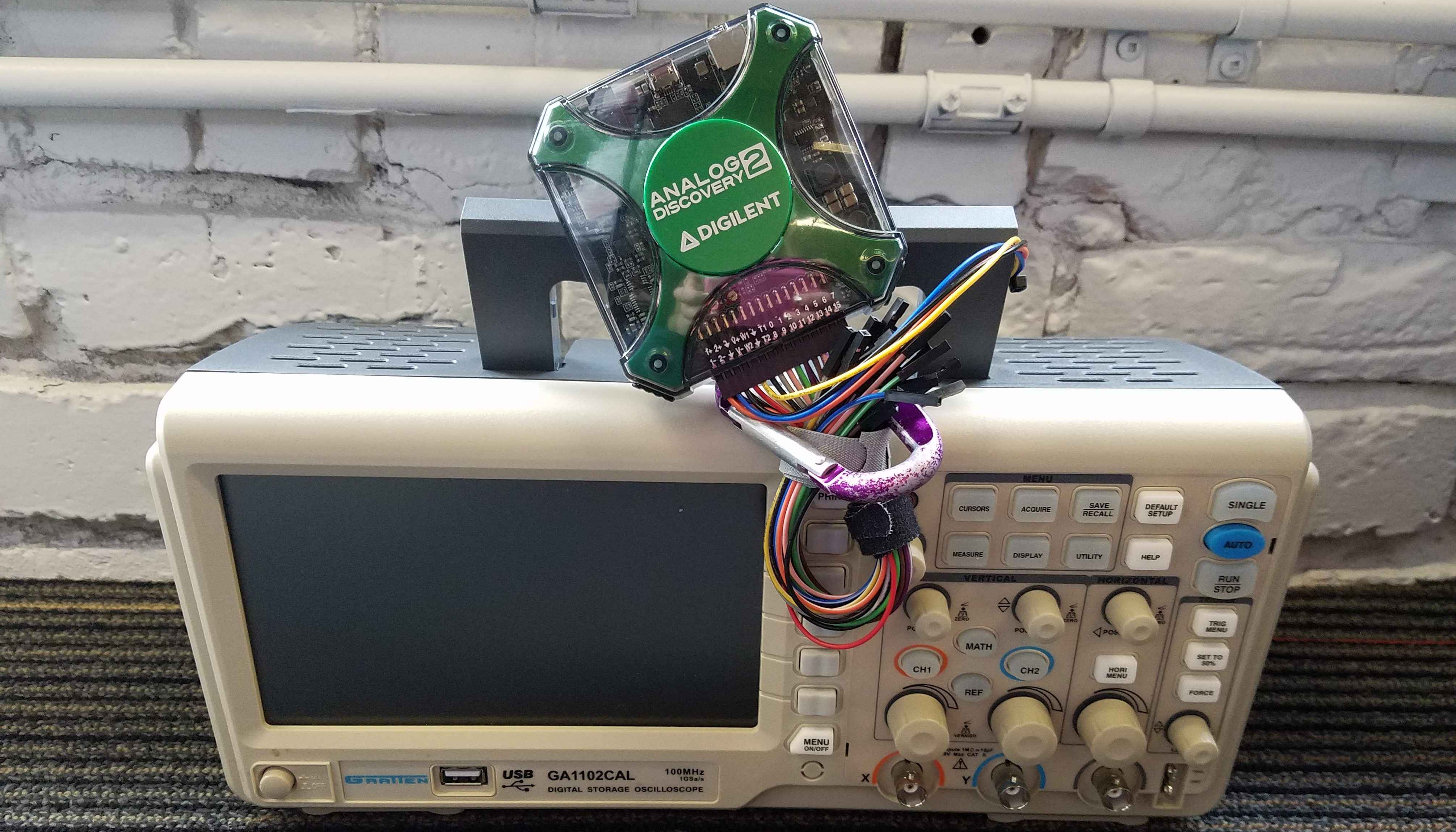 Common Misconceptions About Usb Oscilloscopes Digilent Inc Blog Circuit Of Pcbased Data Logger Is Designed Around Analog To Digital There Has Been A Lot Talk As The Technology And Software Becomes Faster More Advanced With All These Portable New