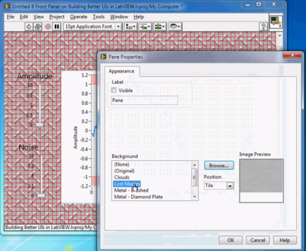 Tips For Creating An Effective User Interface In Labview Digilent Inc Blog