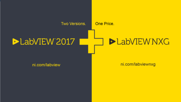 What is LabVIEW NXG? How is it Different From LabVIEW 2017