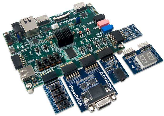 New Product Introduction – The Zybo Z7 Academic Pmod Pack