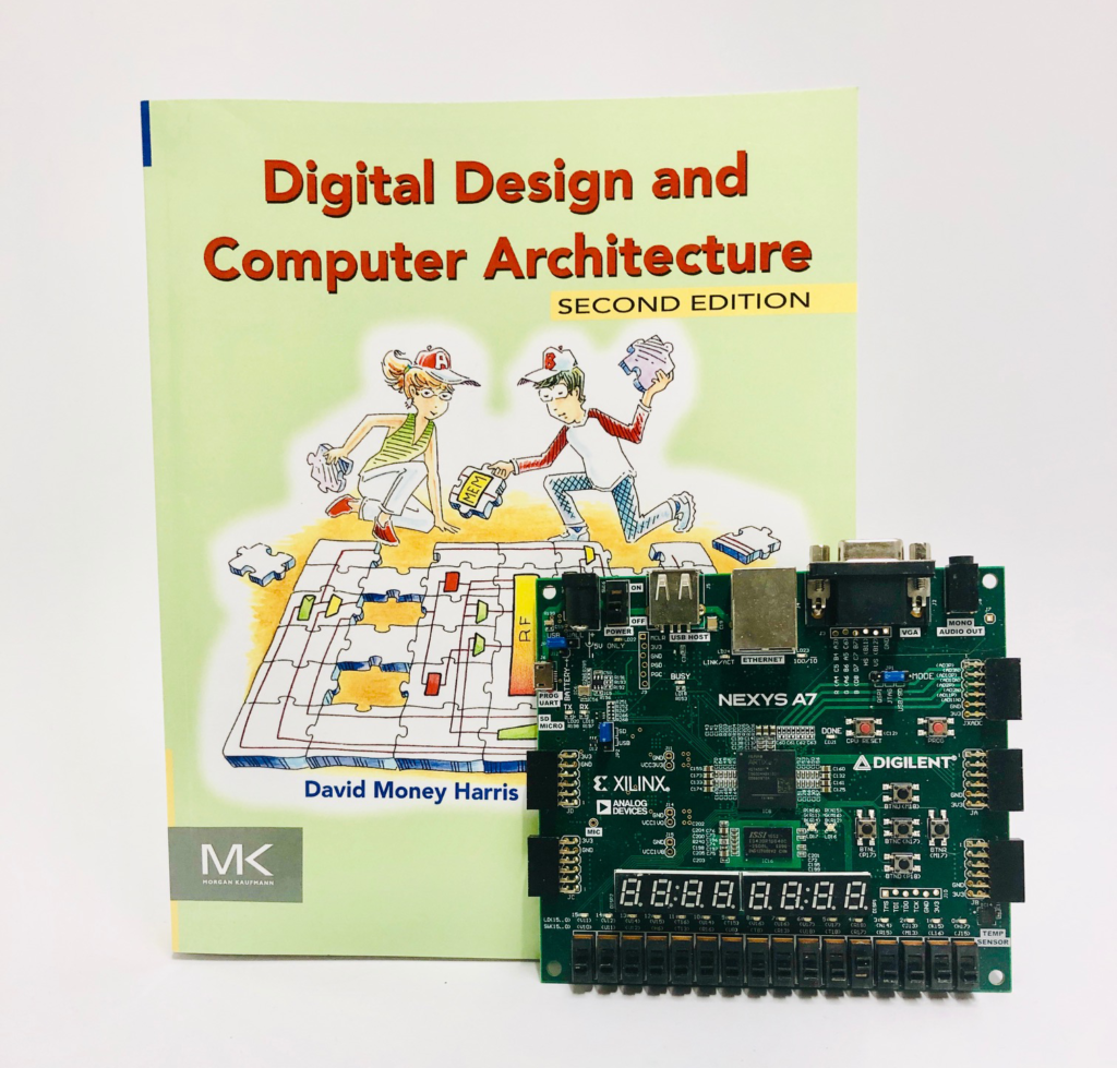 Teaching Computer Architecture with FPGA Boards- Harris