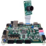 Zybo embedded vision system with FPGA
