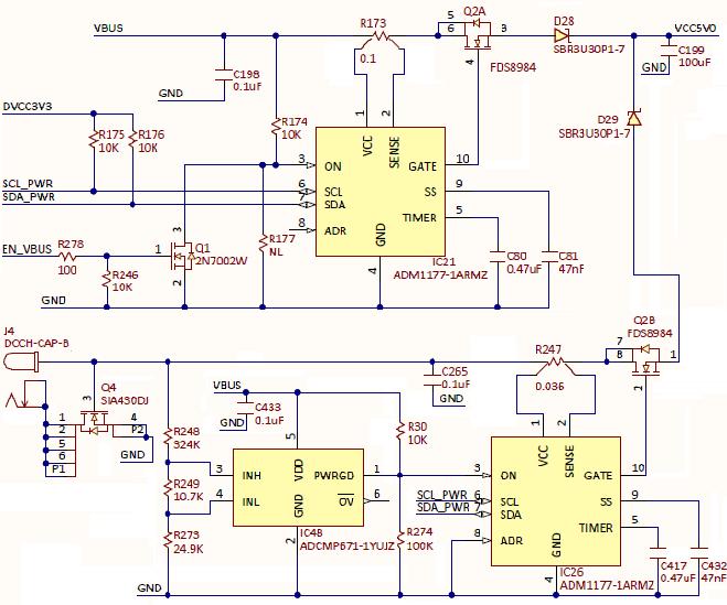 Figure 23. USB power control.